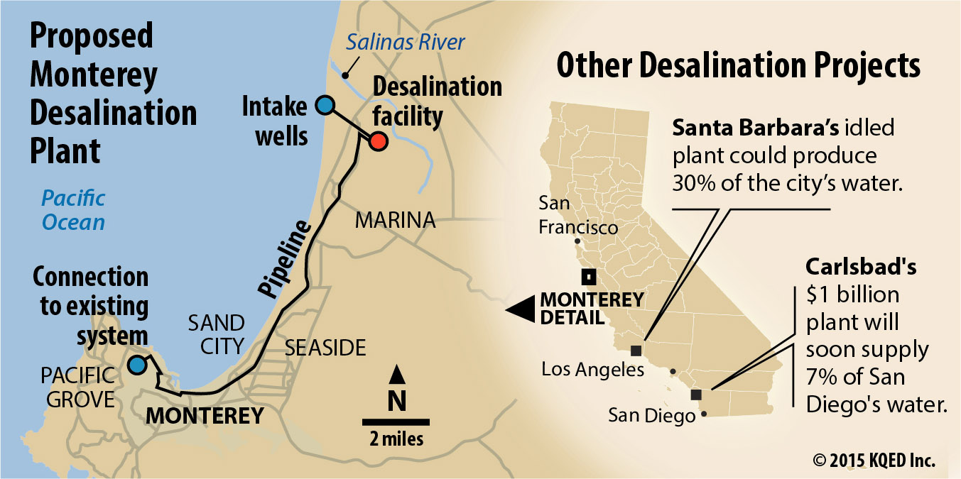 Why Isnt Desalination the Answer to All Californias Water Problems