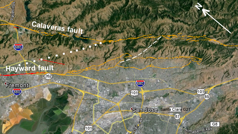 Two Faults Could Make One Big Earthquake | KQED Science