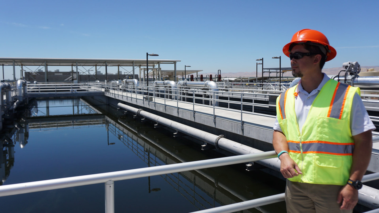 Parched California Farmers Hope to Tap Wastewater From Cities