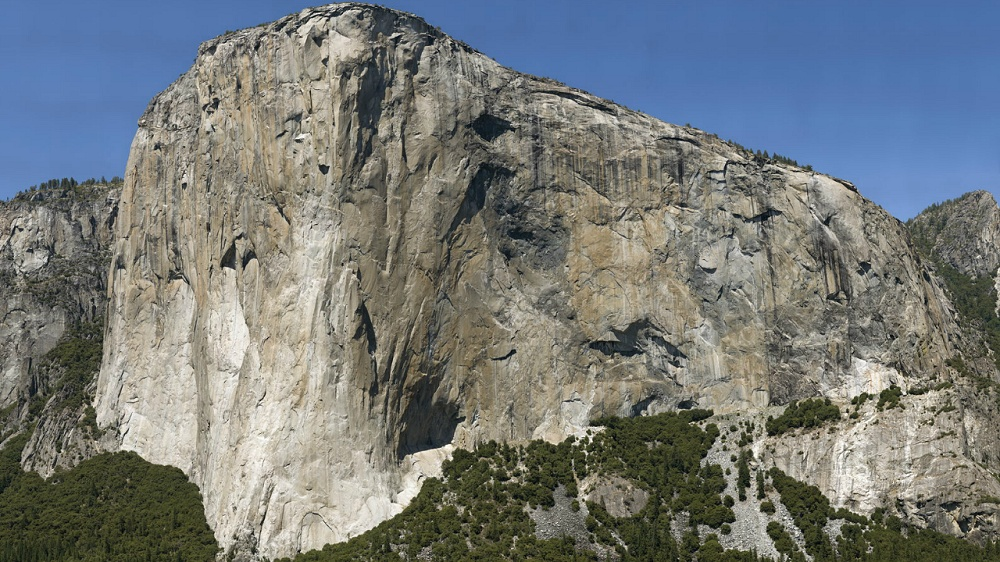 Ancient Magma Chamber Revealed in El Capitan's Rocks