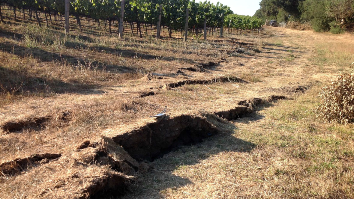 One Year After Napa Quake, Scientists Still Puzzled by Mysterious Fault
