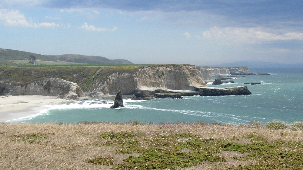 California's Coast Gives Clues to Changing Sea Level