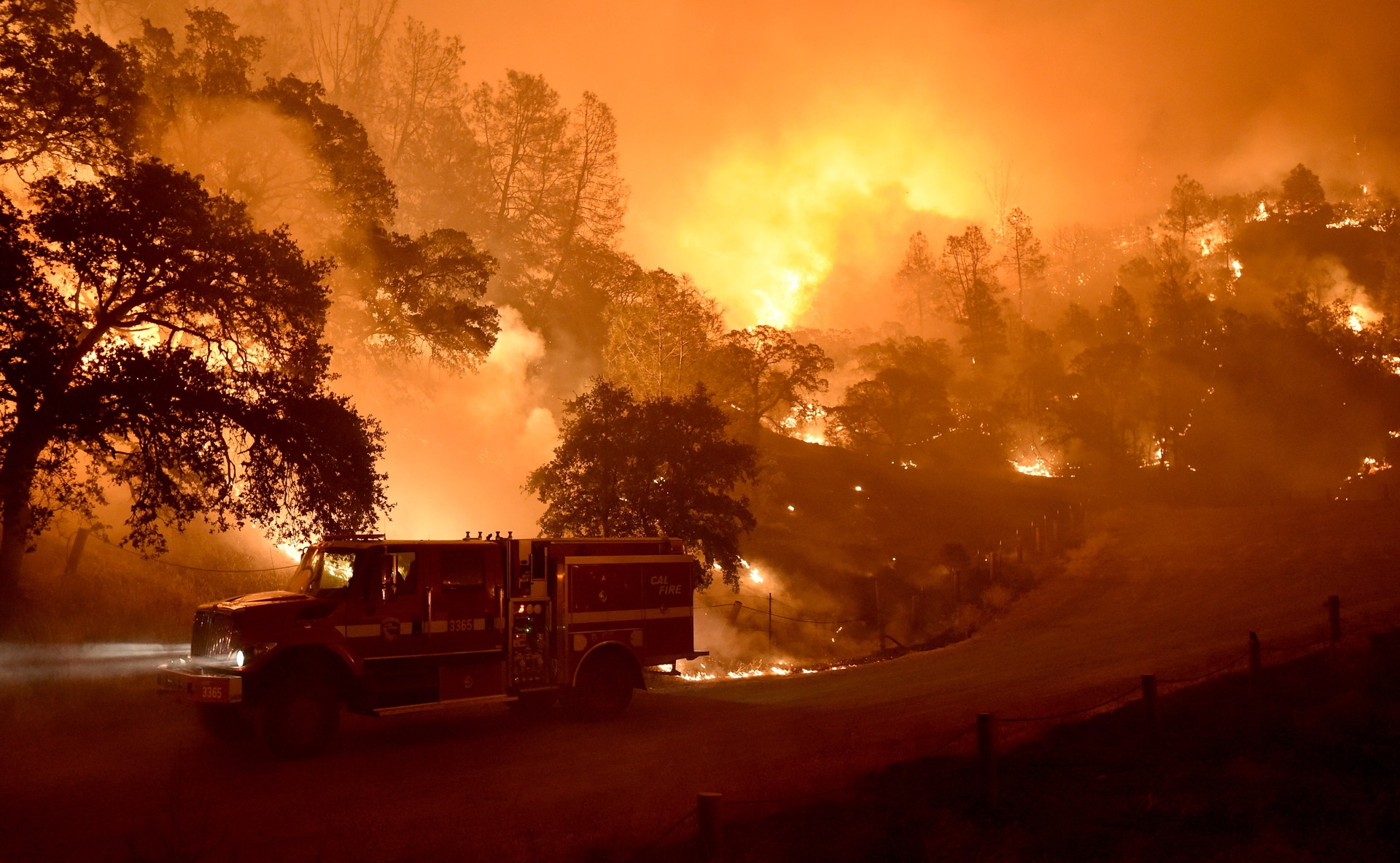 The Rocky Fire was the first of the big Lake County fires this year to stun firefighters with its ferocity.