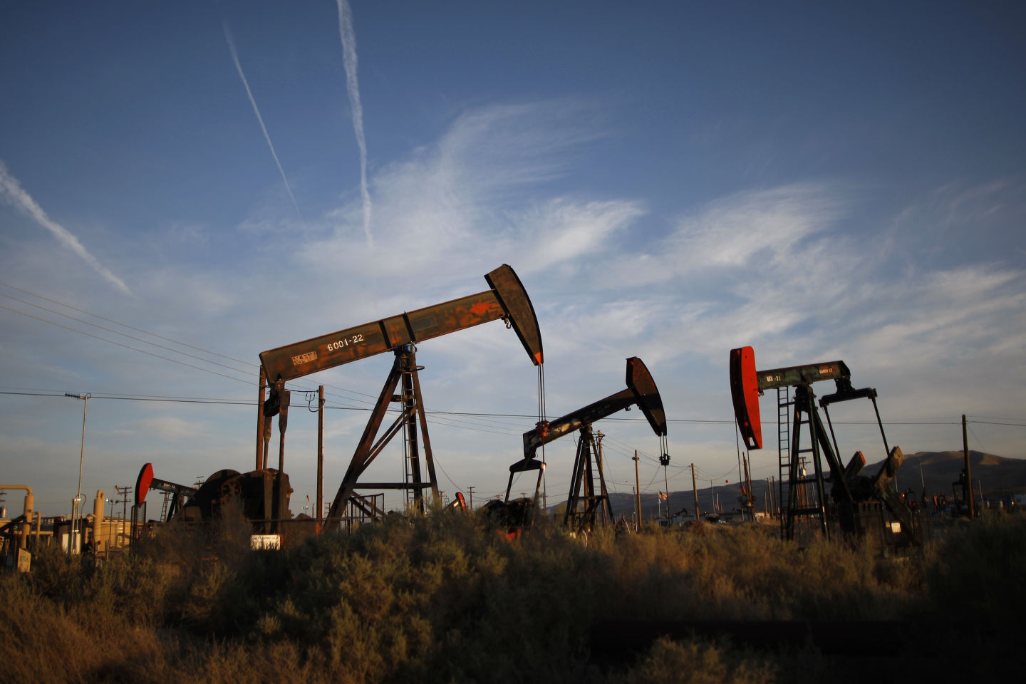 New Study Downgrades Monterey Shale's Fracking Potential