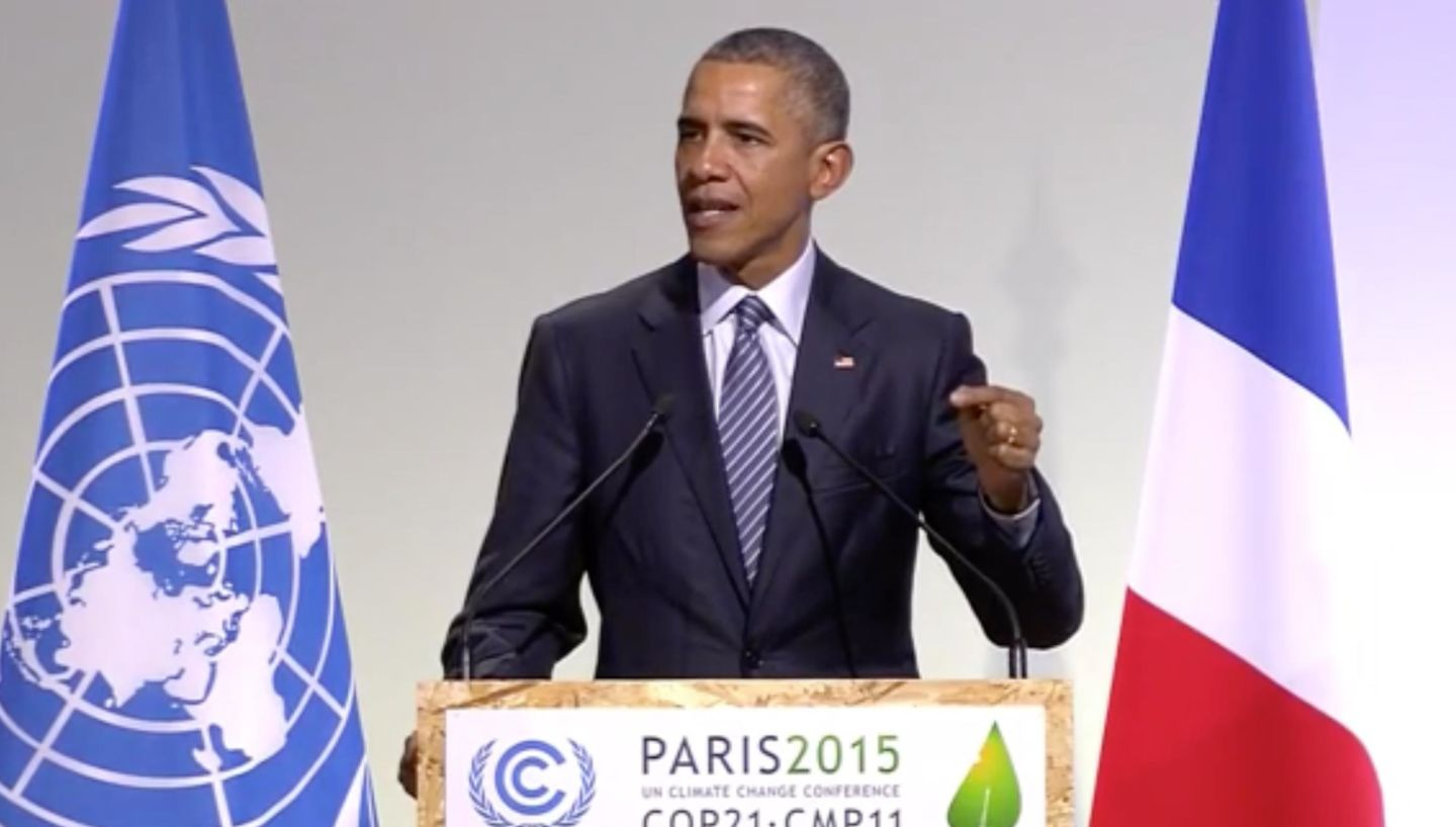 Some 150 World Leaders Gather in Paris for U.N. Climate Conference