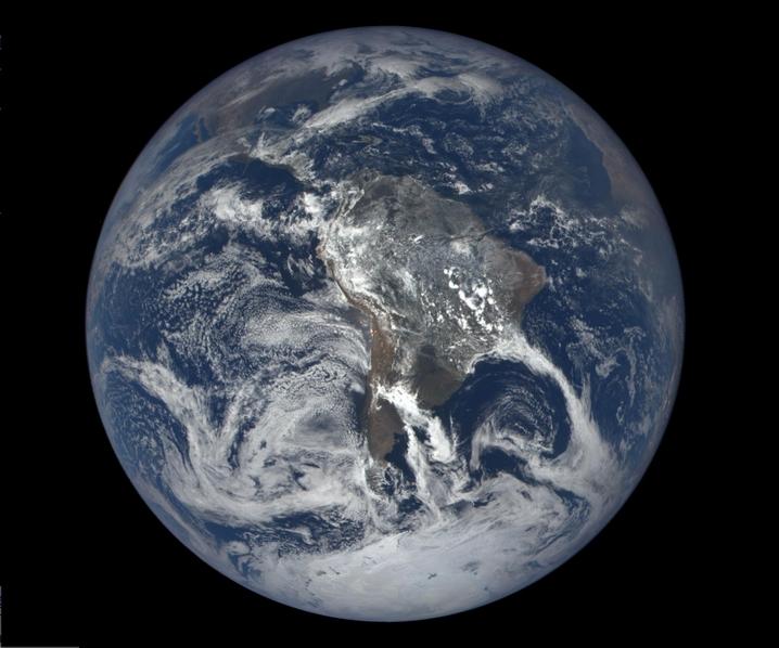 Earth, 8 Dec 2015