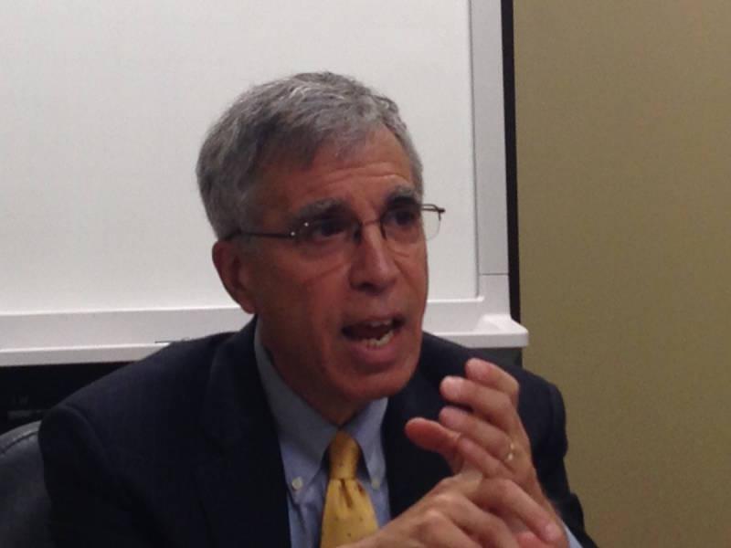 Harvard economist Robert Stavins.