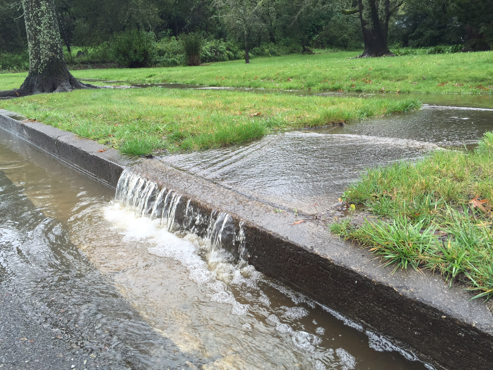 Catching Storm Runoff Could Ease Droughts But It S No
