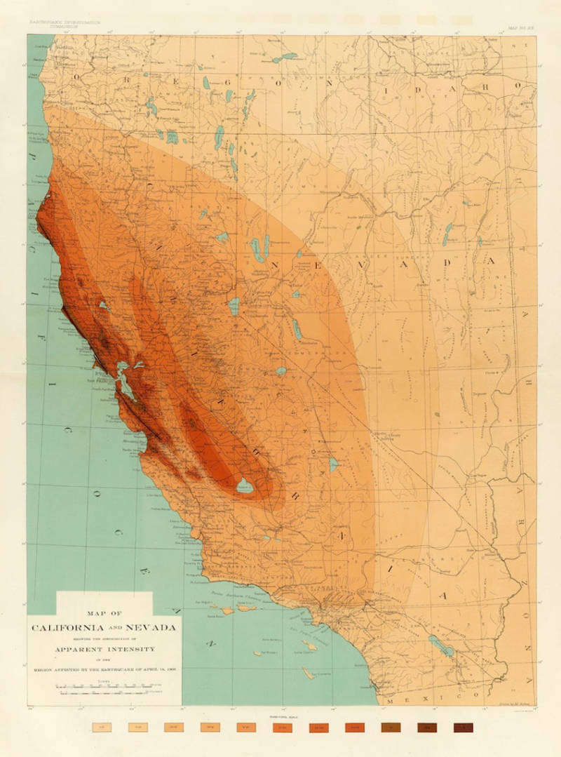 Earthquake Science at the Threshold: 1906 Was a Game Changer | KQED on