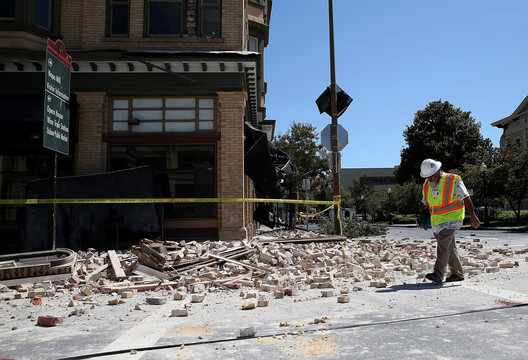 The 1906 San Francisco quake released more than 1,000 times the energy of the 6.0 Napa quake in 2014.