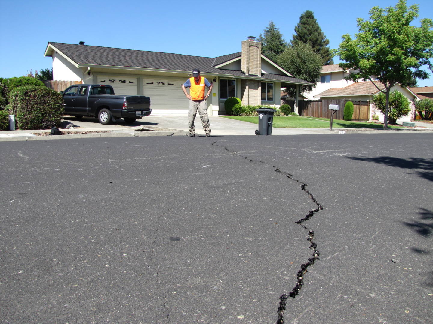 Two Years On, Napa Quake Still Serving Up Surprises