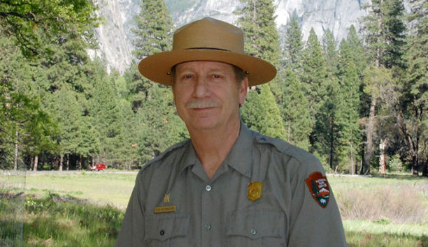 Don Neubacher, retiring Superintendent of Yosemite National Park