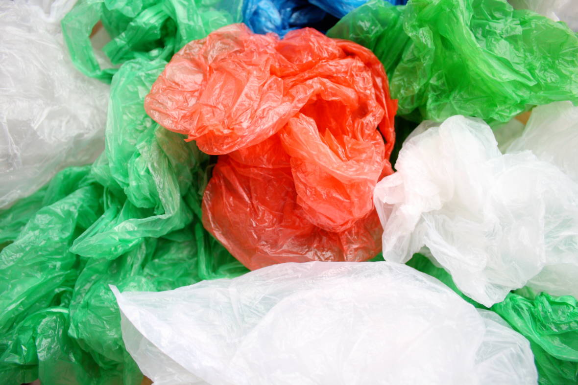 Plastic Bags in California Are Likely No More
