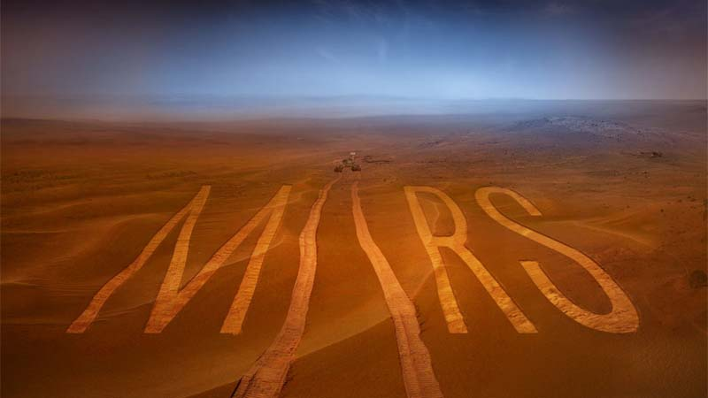 Image result for Mars are we there yet
