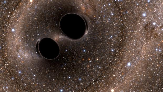 Best Science of 2016: Gravitational Waves Send Shockwave (of Excitement) Around the World