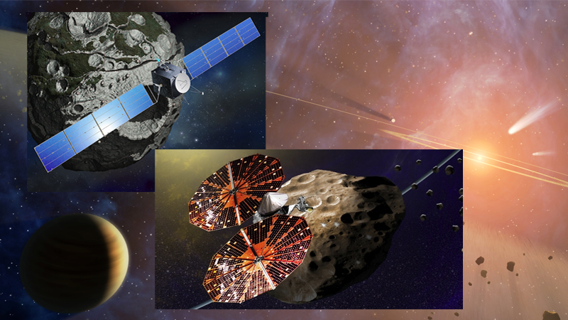 NASA Selects Two Missions to Investigate Solar System's ...