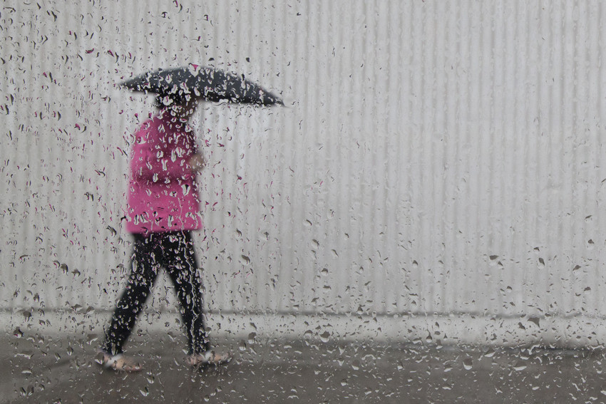 "Many cities around California have already received a normal year's worth of precipitation -- with more than two months to go in the ""wet season."""