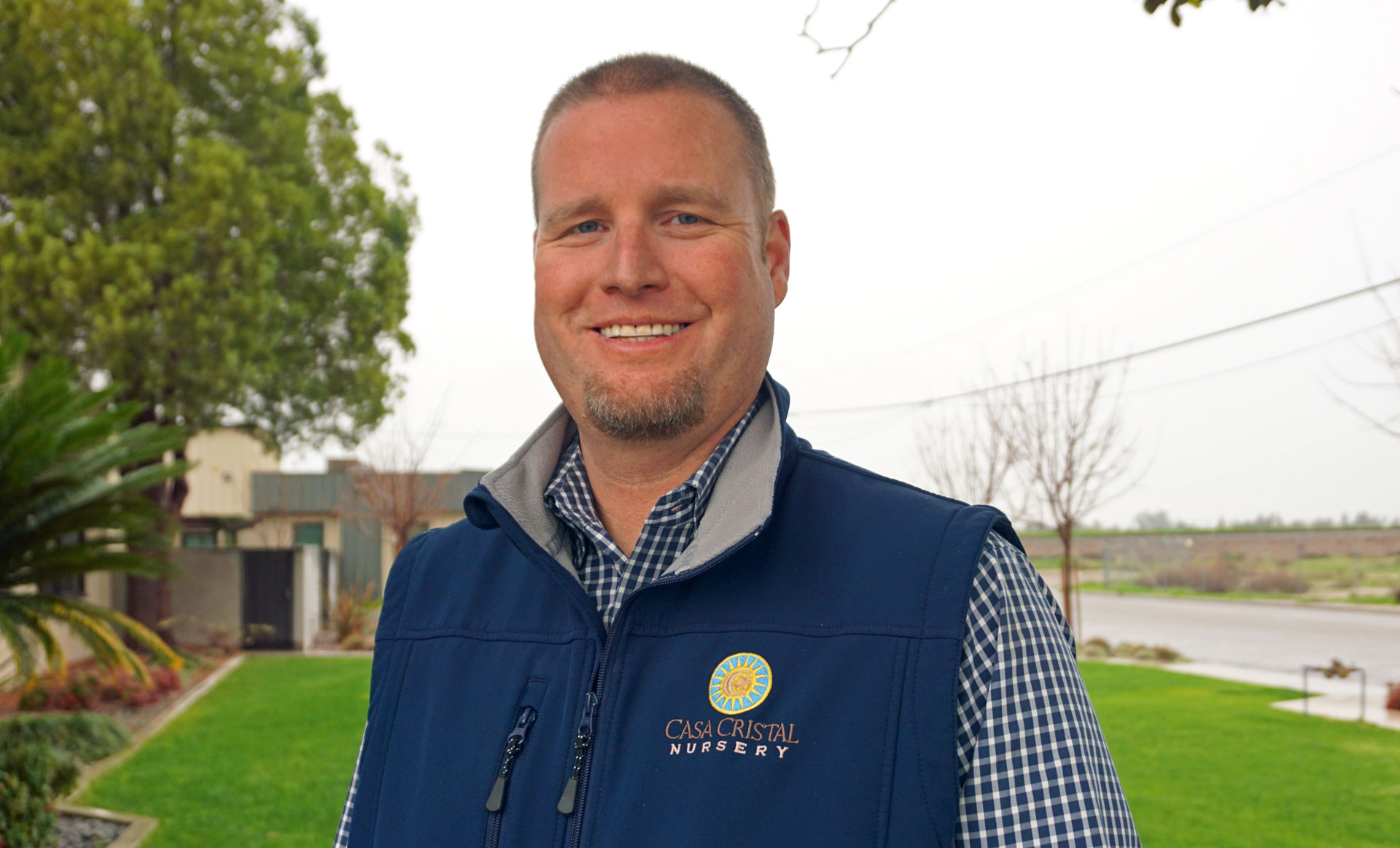 Chad Hathaway owns an oil company in Bakersfield.