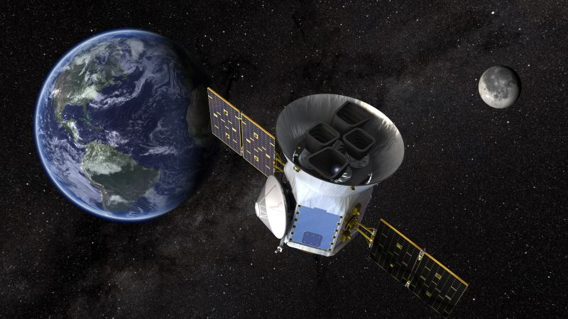 NASA to Launch a New Search for Earth-like Exoplanets