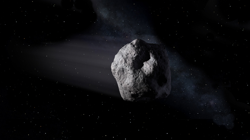 Giant Asteroid Will Fly By Earth Next Week