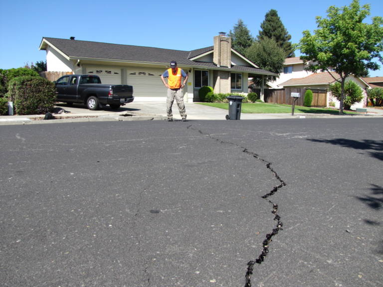 Study Says 2014 Napa Quake May Be Linked to Groundwater Changes