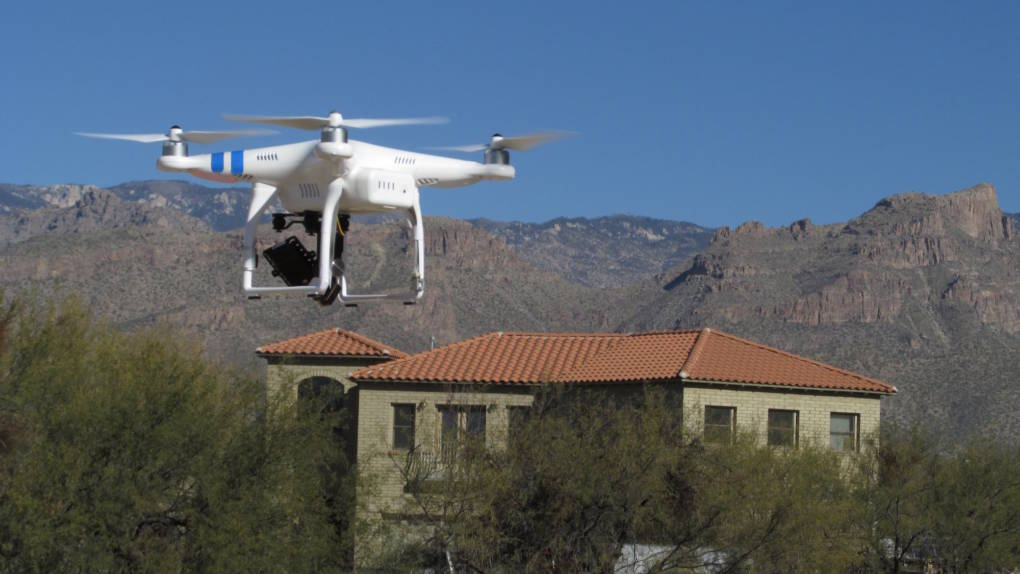 NASA Engineers in Mountain View are mapping out a traffic plan to keep millions of drones from colliding in the air.