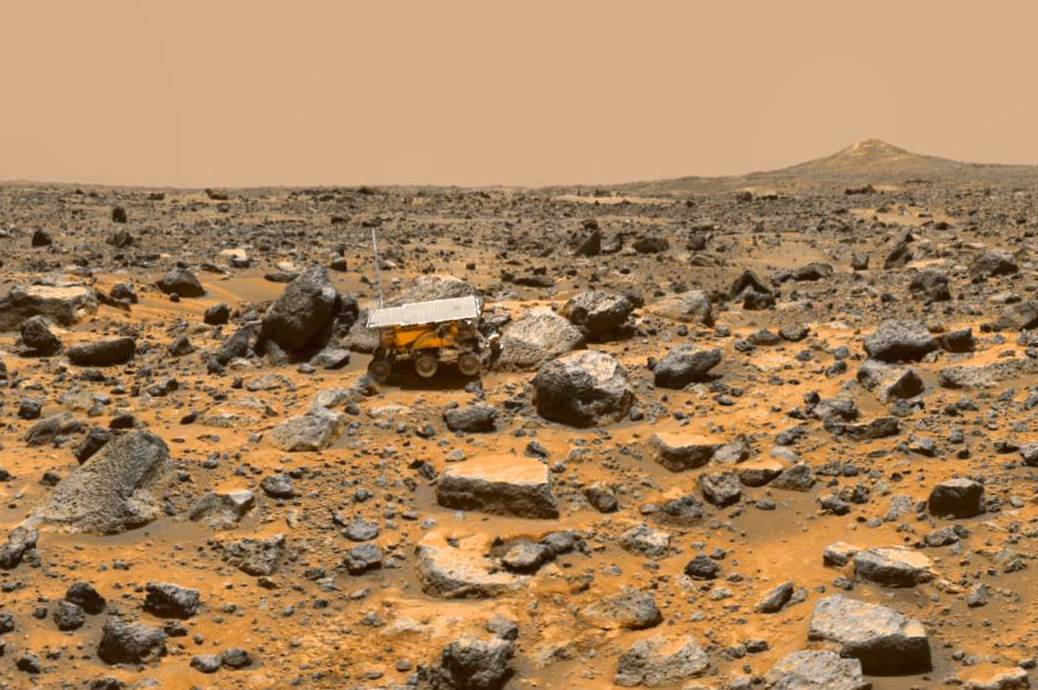 On the Fourth of July 20 Years Ago, NASA Landed the First Rover on Mars