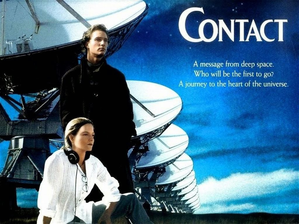 Jill Tarter was the inspiration for Jodie Foster's character in the 1997 film, Contact, based on the book by Carl Sagan.