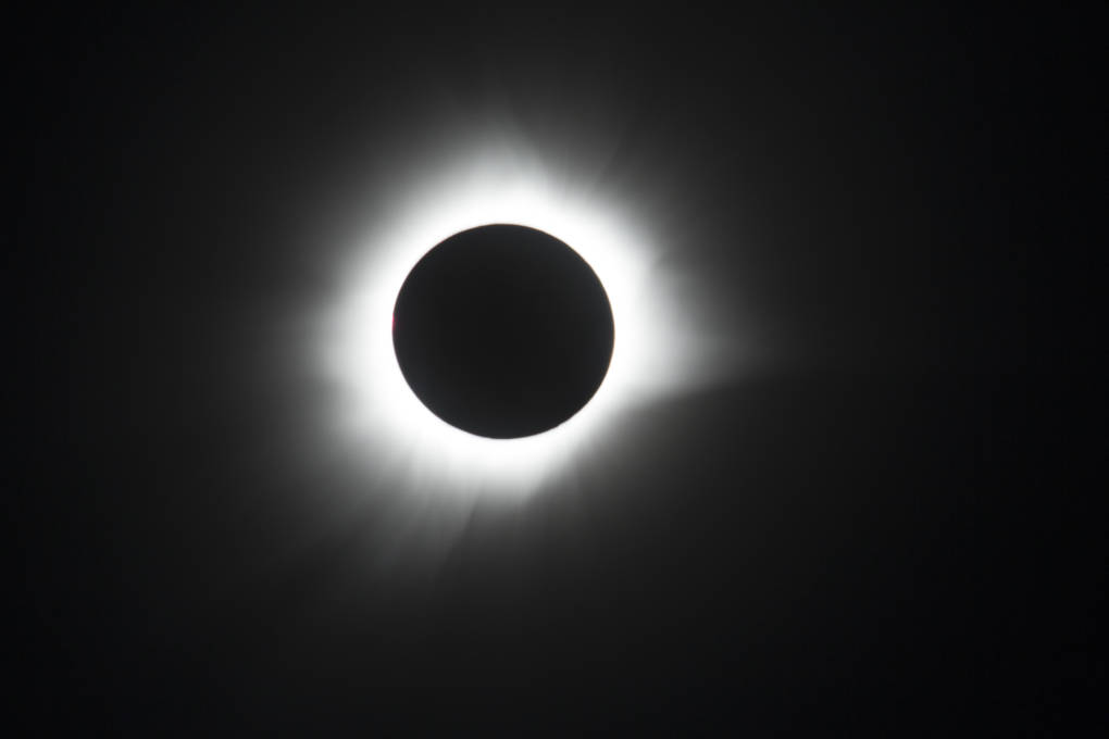 A total solar eclipse will sweep across the United States on August 21.