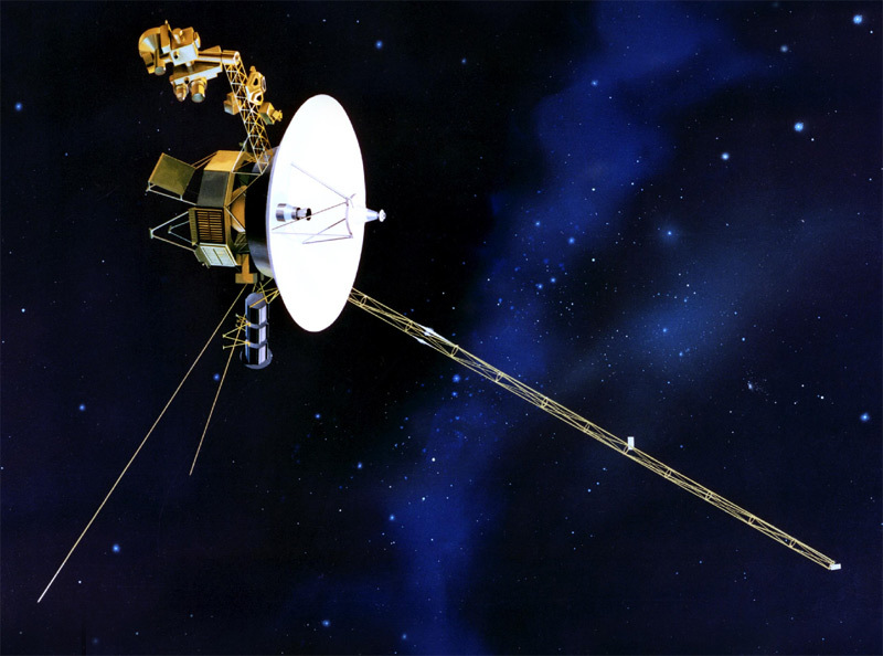 40 Years With the Voyager Spacecraft: Earth's Most Distant Explorers Are Still Calling Home
