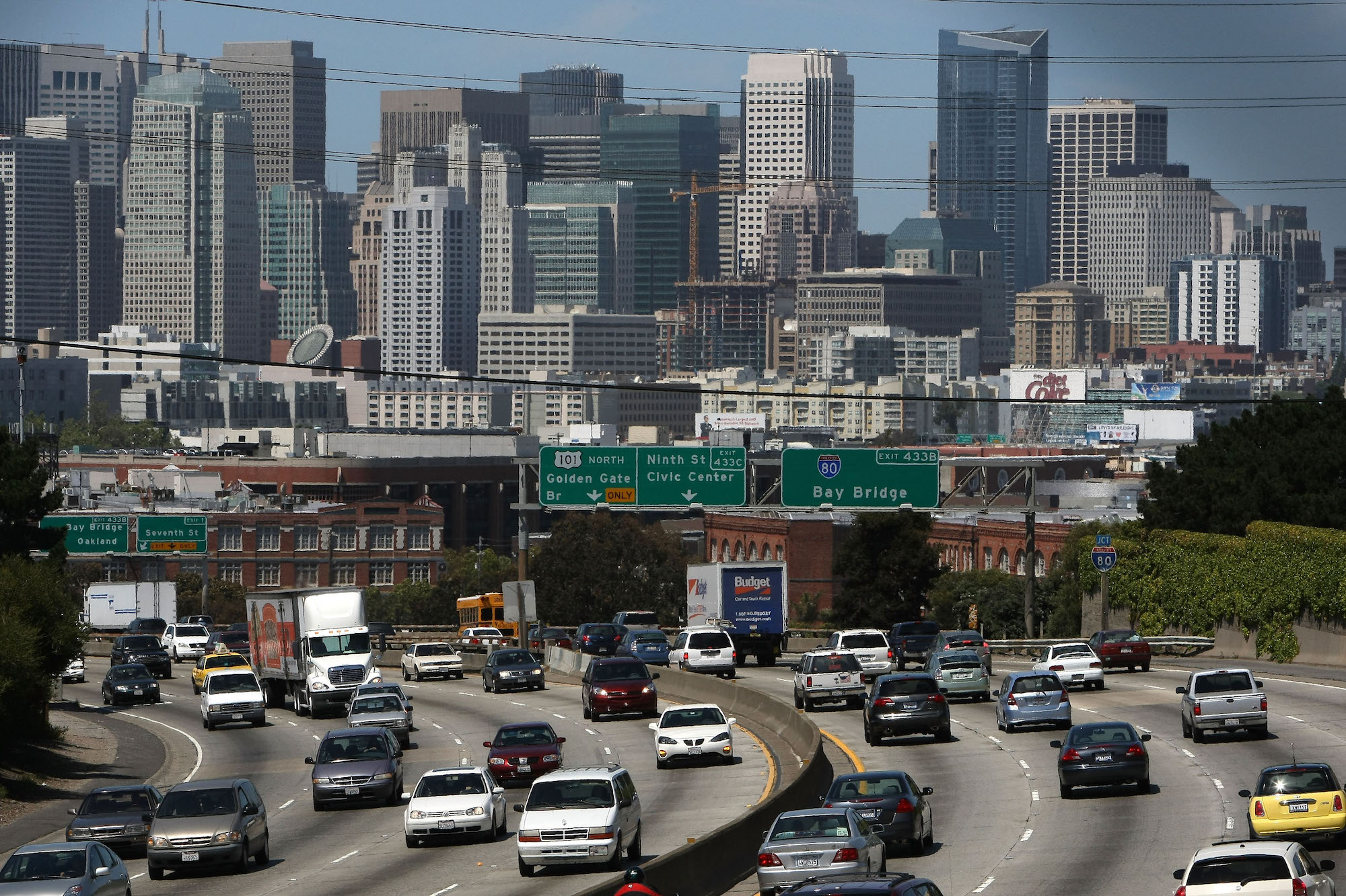 Self-Driving Cars Will Compel Changes on California Roads and Highways