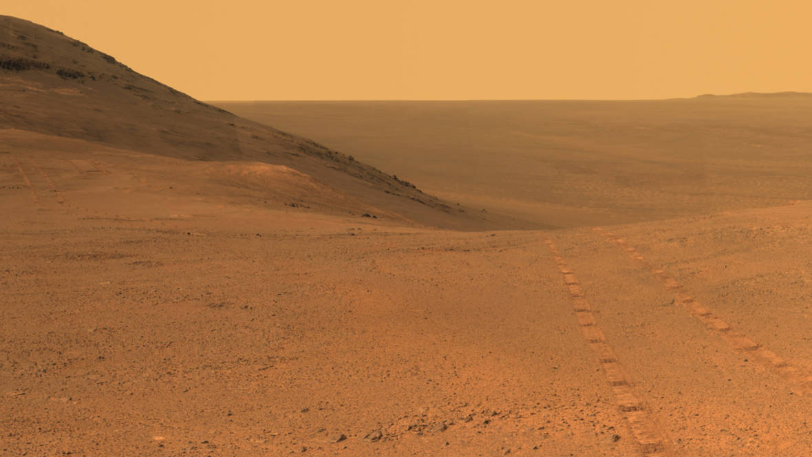 NASA's Intrepid Mars Rover, Opportunity, Is Destined for Risky Mission