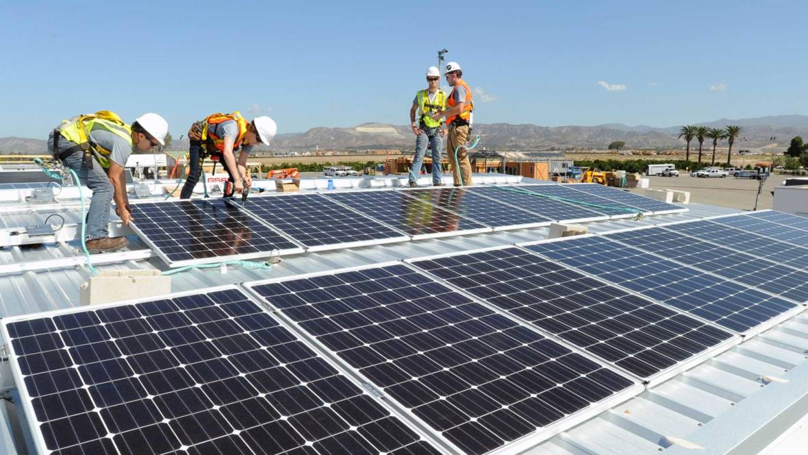 Can California Really Go 100 Percent Renewable Energy?