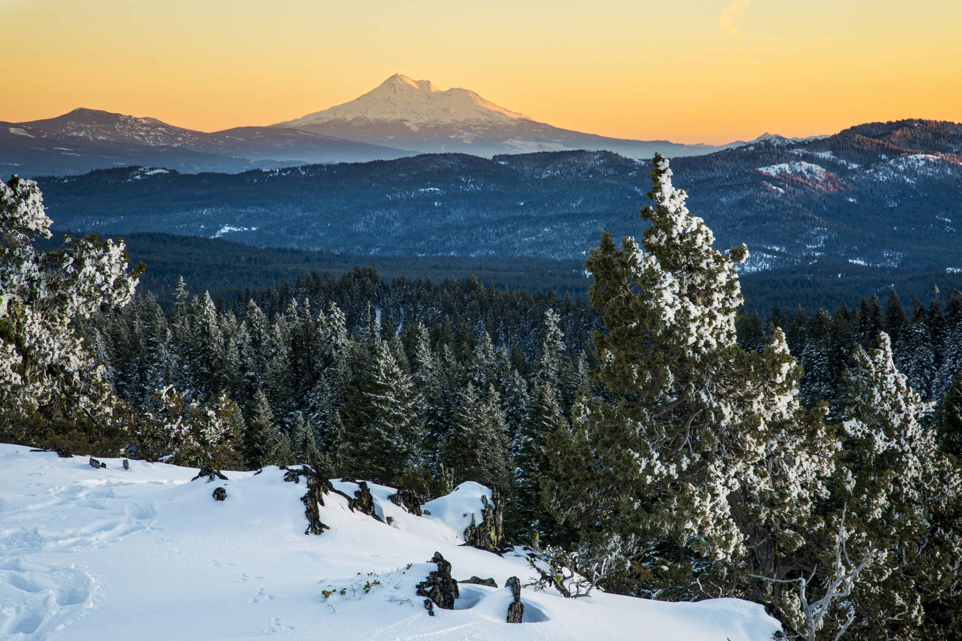 The Cascade-Siskiyou National Monument is located in southwest Oregon and was expanded via proclamation from President Obama on Jan. 12, 2017, making it approximately 112,000 acres. Interior Secretary Ryan Zinke now recommends shrinking the monument.   Bob Wick/BLM