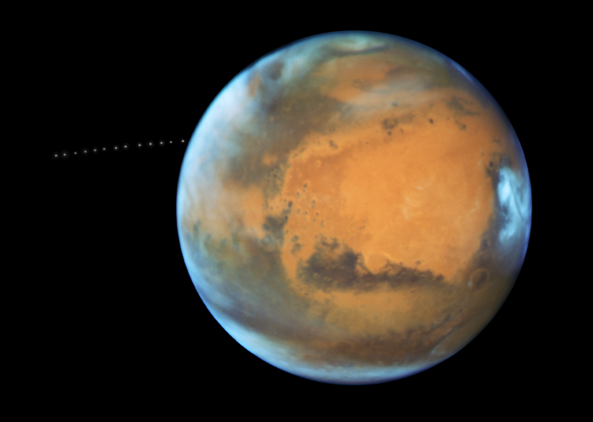 Elon Musk Shares Mars Colony Plans