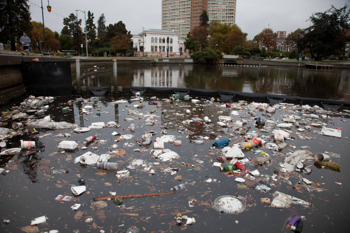 Trashy Bay: Has Oakland Really Cleaned Up Its Act?