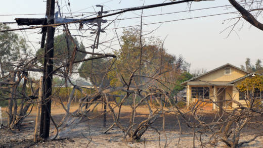 Should PG&E Shut Off Power During Windstorms to Prevent Fires