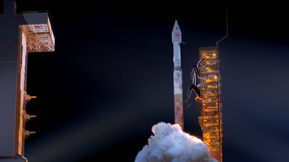 First Interplanetary Launch From California Set for Saturday