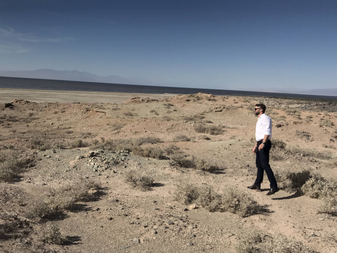 The Forgotten Renewable: Geothermal Energy Production Heats Up In The Mojave