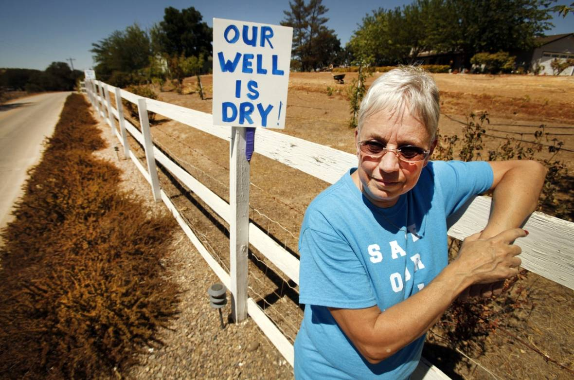Lessons In How To Manage California's Groundwater