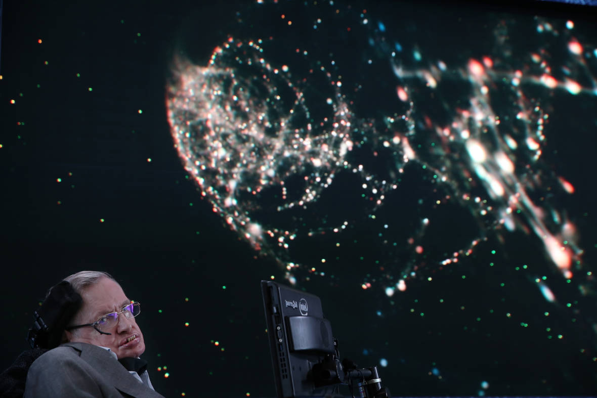 A Caltech Colleague Remembers Stephen Hawking