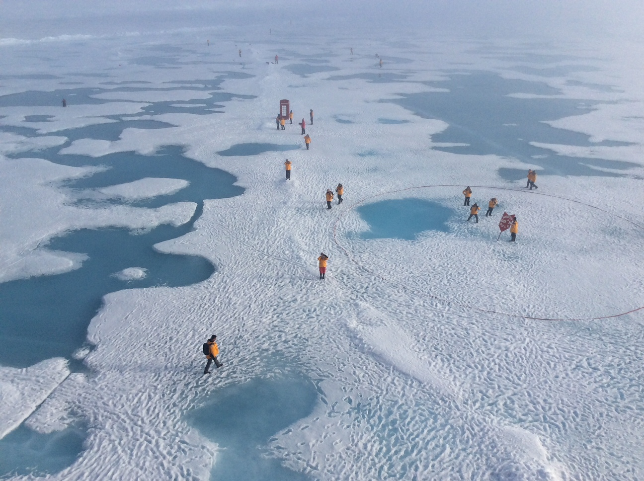 From Balmy To Arctic Winter Plays >> A New Ocean Is Emerging At The Top Of The World Kqed Science