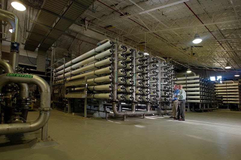 Desalinated Water Doesn't Have to Come From the Ocean