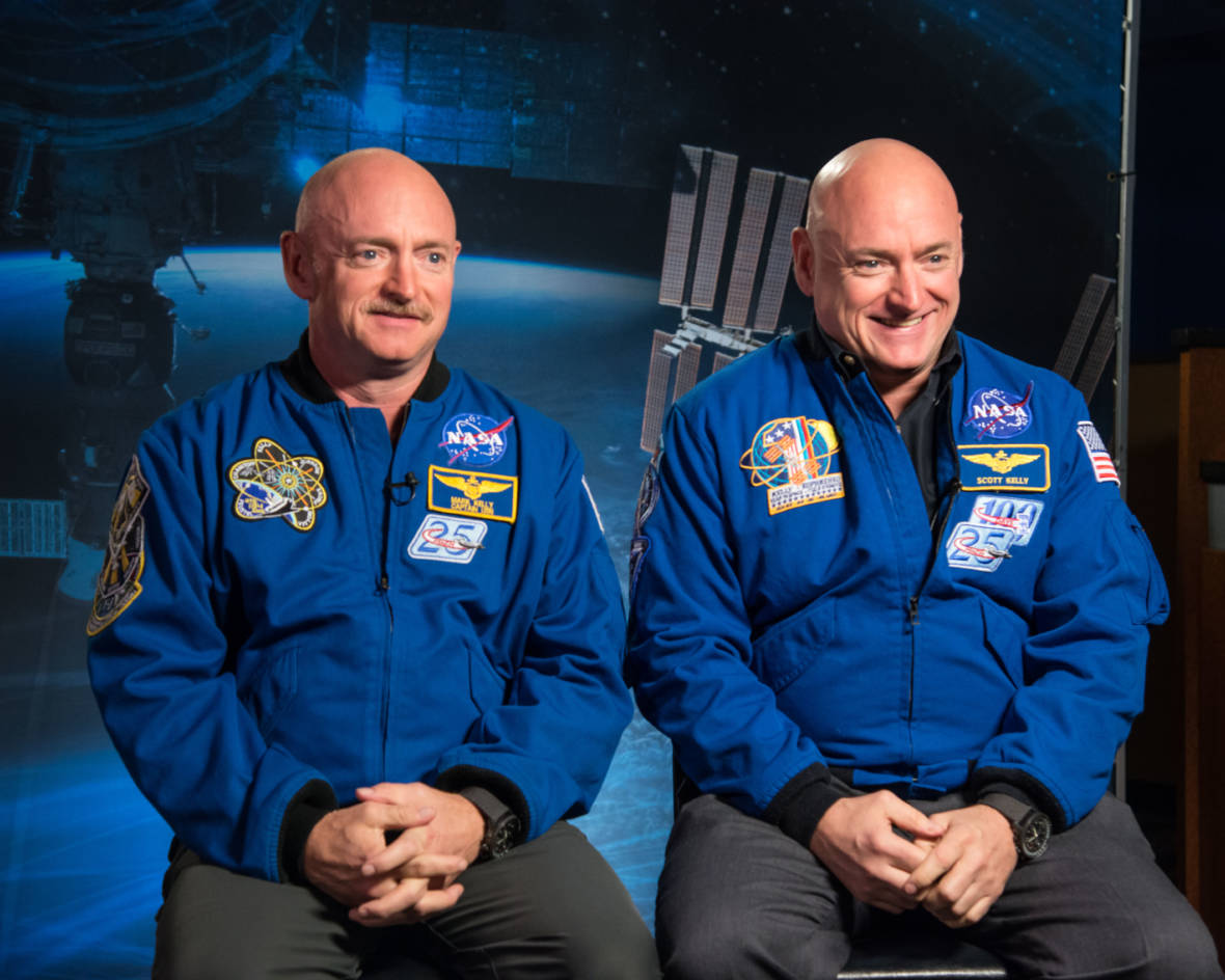 Those Reports That Astronaut Scott Kelly's DNA Changed — They're Wrong