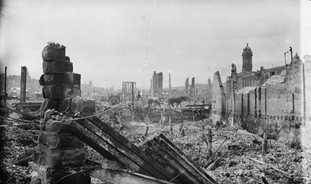 112 years after the san francisco earthquake an app to give warning