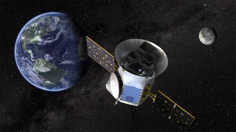 TESS Will Find Strange New Worlds Close to Home