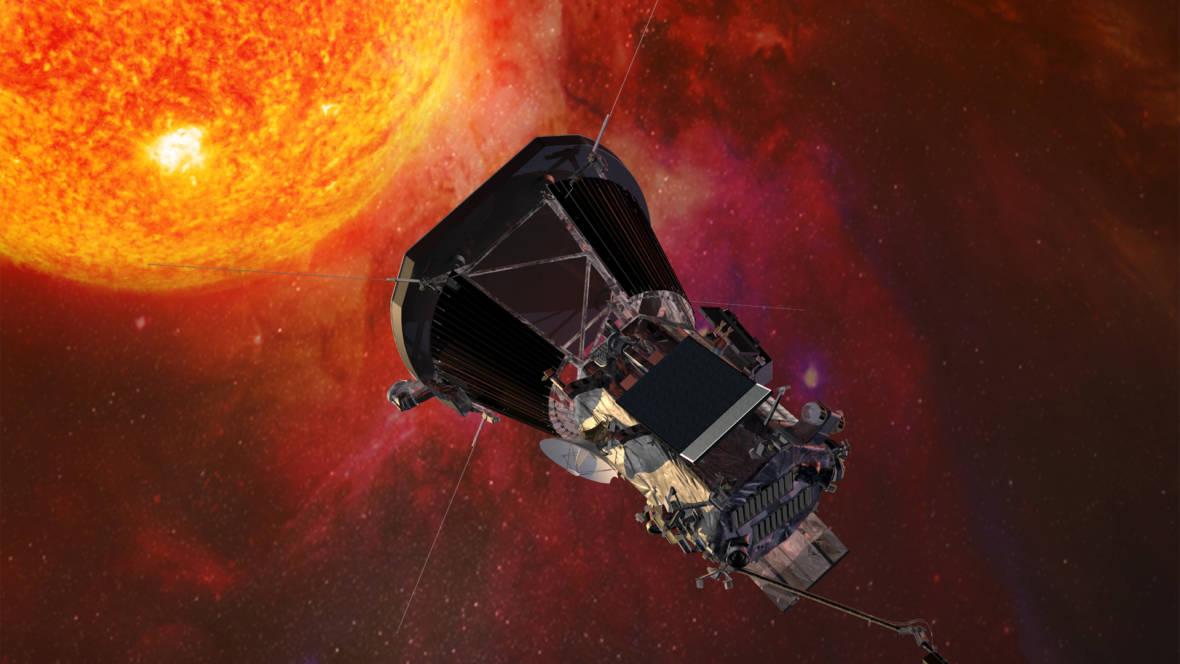 Destination: Sun. NASA Launches Parker Solar Probe