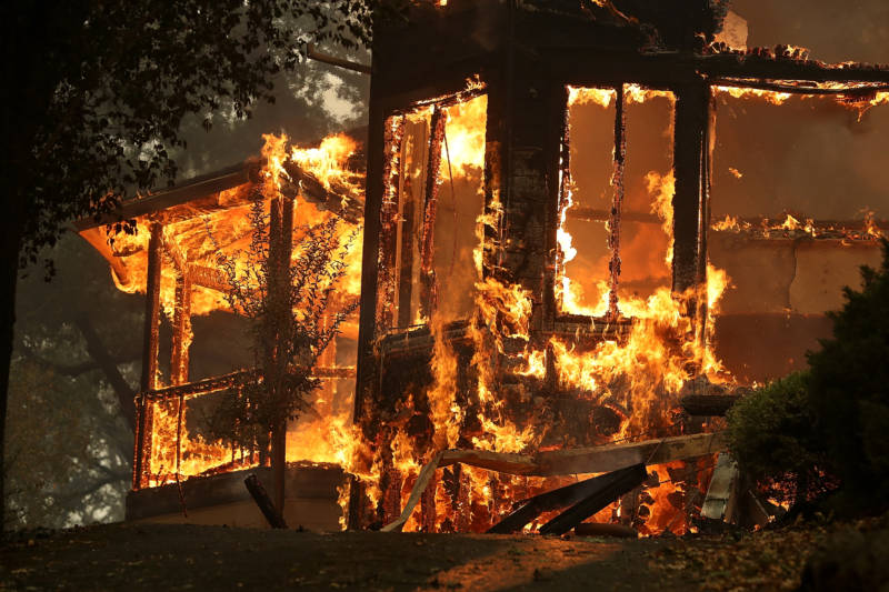 Climate-Related Disasters Make It Harder to Buy Home Insurance in California