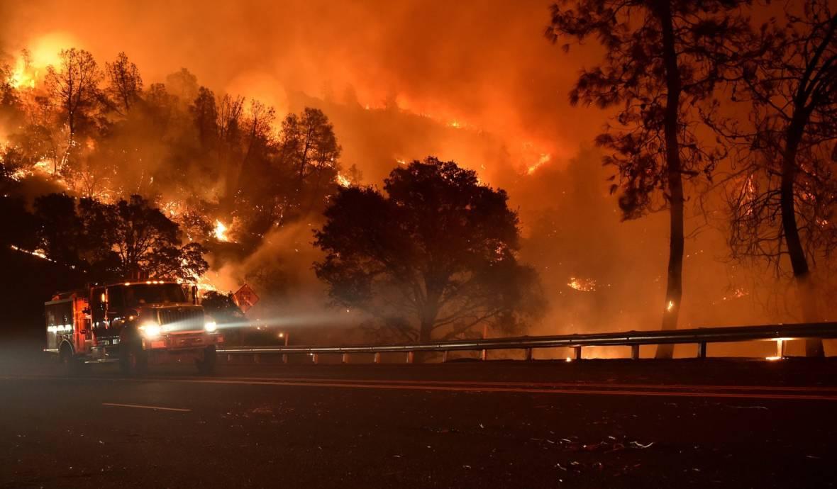 Something Else Adding Fuel to California's Fire Season: Warmer Nights