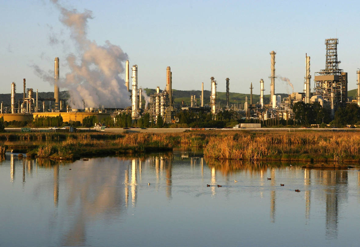 Health Advisory Lifted for Martinez, Pacheco After Shell Refinery 'Shutdown'